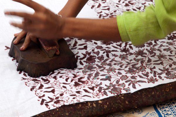 Dessinierung, Farbeffekte- und Drucke